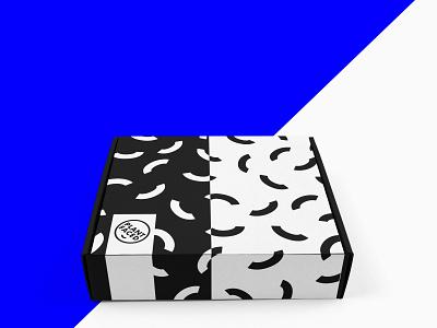 Mailer Box Packaging Design shipping box packaging design packaging mailer box brand identity graphic design design apparel design