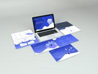 Wavni Web User Interface (Mockup design)