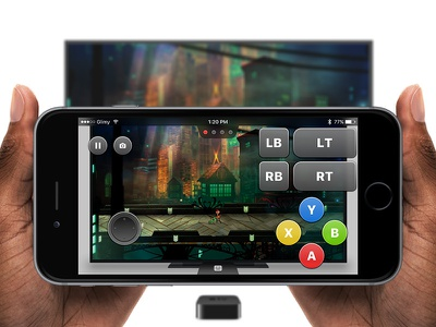 Virtual Game Pad apple tv virtual game pad