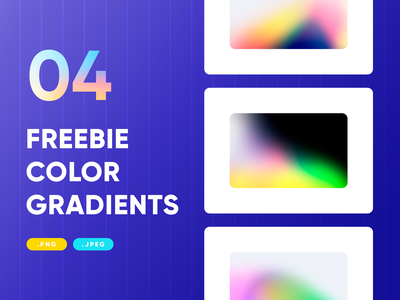 Freebie - 04 Dark \ Light Gradients - PNG dark gradient light gradient abstract background abstract texture abstract unique gradient background bundle design texture wallpaper background colorful exotic vibrant gradient graphic color holographic