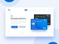 Landing Page Credit Card