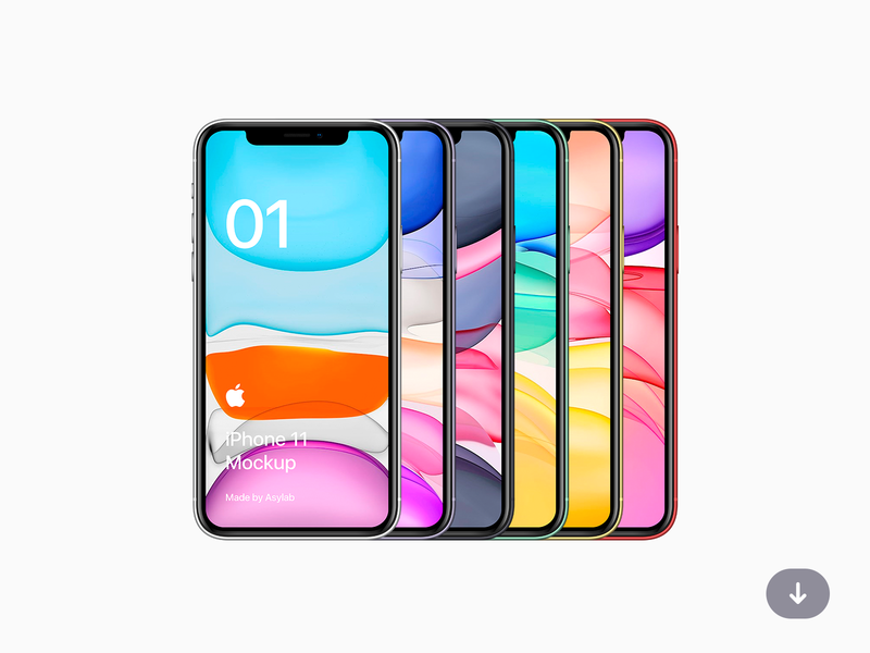 Freebie iPhone 11 Mockup - PSD iphone 11 mockup iphone mockup freebie psd freebie ios ios 13 iphone 11 pro iphone 11 iphone design download app free uiux user interface mockup ui graphic design psd