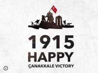 Happy Çanakkale Victory!