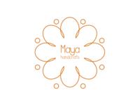 Maya Handcrafts Logo Design