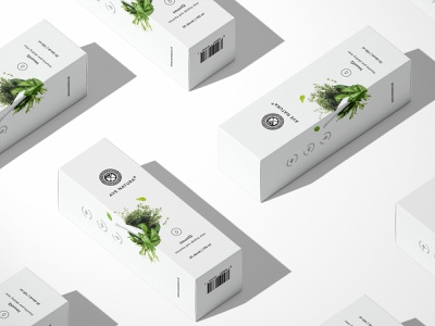 AVE NATURA® - packaging mockup product design branding packaging