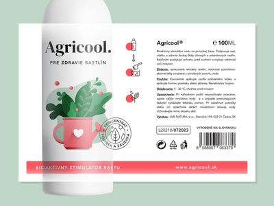 Agricool: Packaging Design design illustration product design packaging