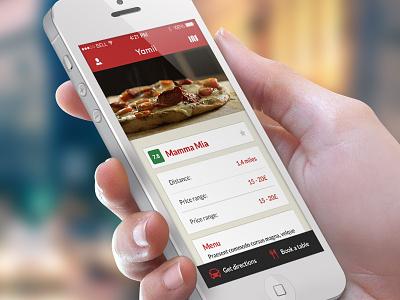 yam mobile mobile app