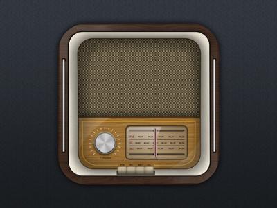 Icon Radio ios icon