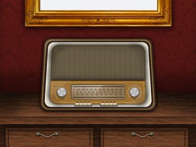Radio illustration