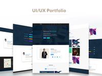Portfolio Web Template  UI/UX