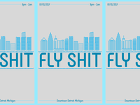 Fly Sh*t (Rejected)