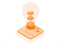 Ideation Light Bulb