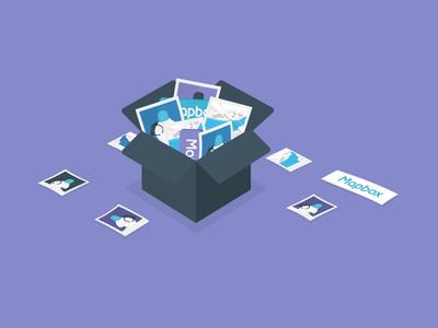 Mapbox.com Redesign - Presskit