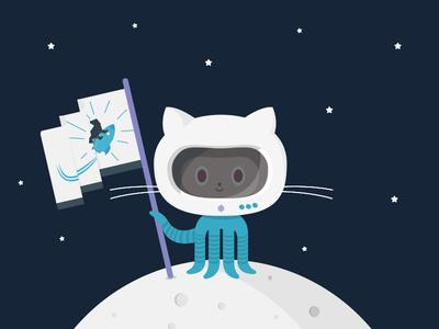 Tatiana Van Campenhout / Tags / astronaut | Dribbble