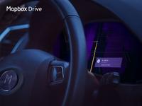 Mapbox Drive