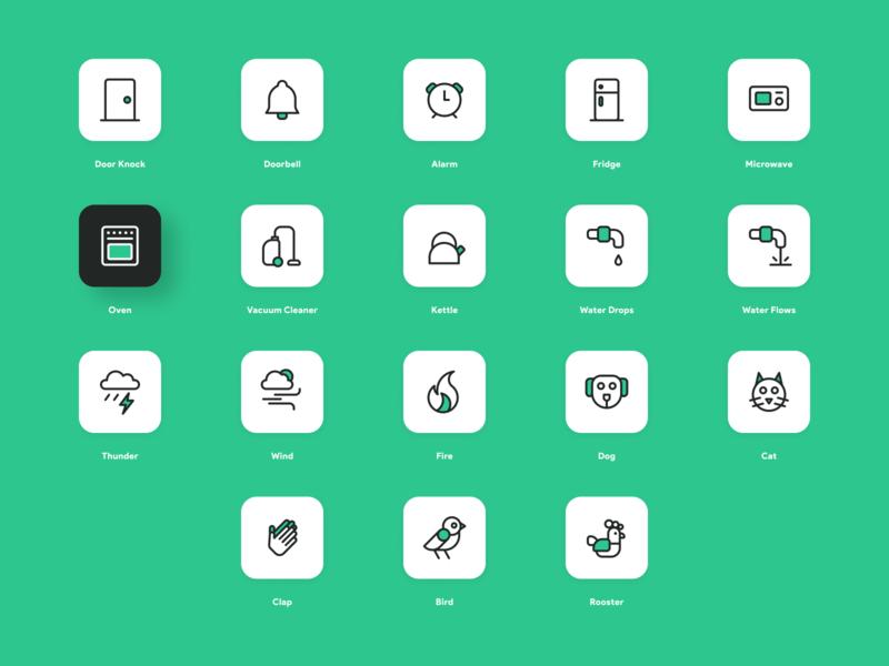 Tone Sound Icons sounds icons