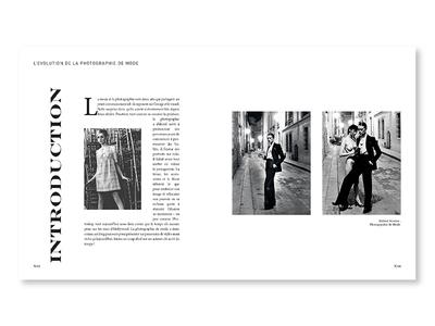 Brochure magazine / TONE édition