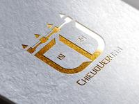 Logo ChievoVerona reinterpretato