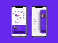 Park'N app - Peer-to-peer parking