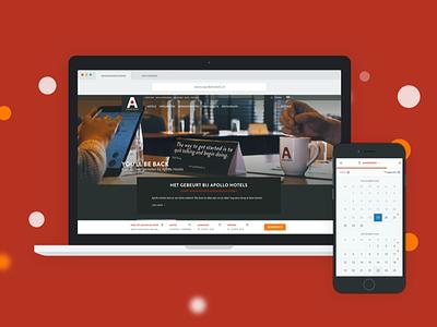 Apollo Hotels calendar reserve booking website apollo hotel