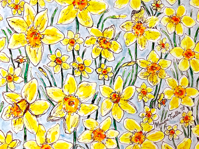 """""""Daffodils"""" Product Launch!"""