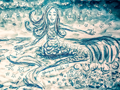 Star Bearer Mermaid!