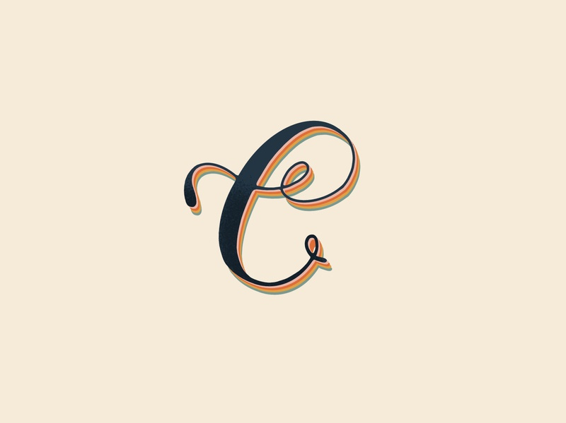 C is for Calligraphy