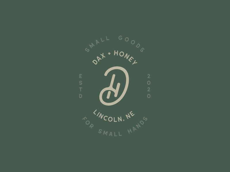 Dax + Honey Logo     D+H