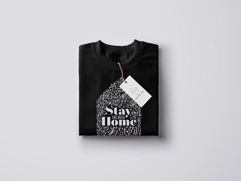 Tshirt Design   Salon Voe