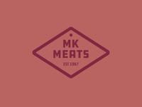 MK Meats | Logo