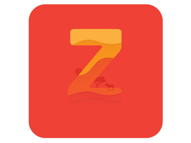 'Z'   36 Days of Typography z design flat 36daysoftype illustration type