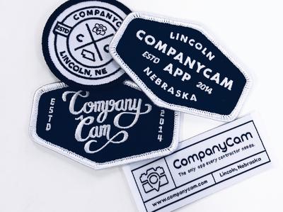 CompanyCam Patches