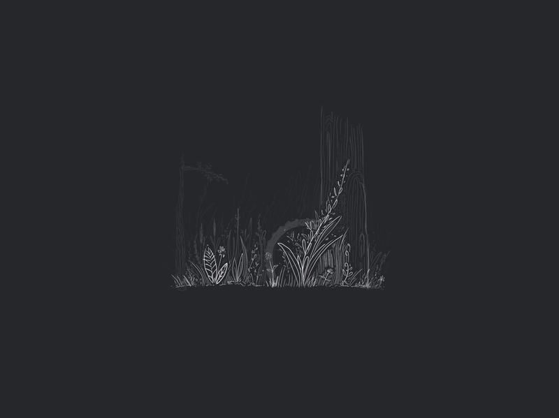 Inktober 2019 Prompt 14   Overgrown