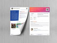Donate Smarter - Project Brochure