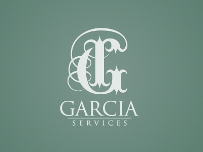 Garcia Services logo logotype brand corporate design berlin sedat ademci garcia services