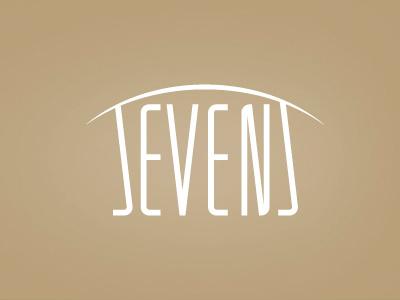 Sevens Restaurant sedat ademci restaurant sevens brand logo corporate design card menu