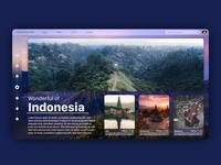 WorldTour.Net UI Design