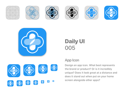 Daily UI 005 App Icon