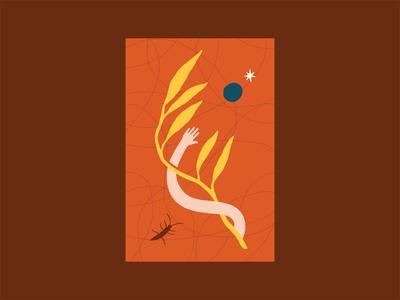 Australia Bushfire Aid Postcard