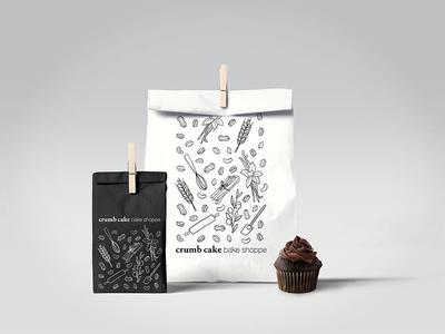 Crumb Cake Bake Shoppe - Packaging