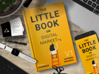 The Little Book On Digital Marketing book cover