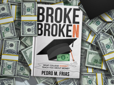 Broke, Broken book cover