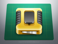 Scalpel iOS Icon