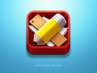 Activecollab Icon - WIP