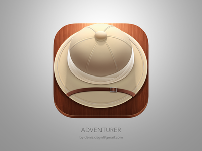 Adventurer iOS icon