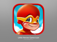 Little Heroes Game Icon