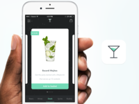 Bevvy App for iPhone