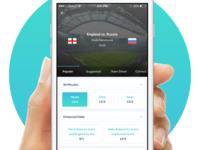 ⚽ Goalrilla– the slickest way to bet on football