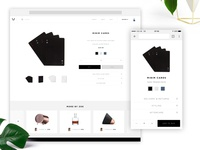 🐼 Product Page, Desktop & Mobile Responsive
