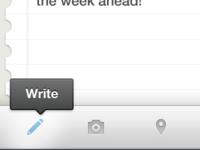 New Post (iOS)
